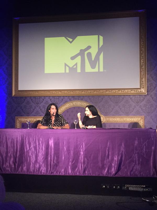MTV PREMIERE «ALASKA Y MARIO»